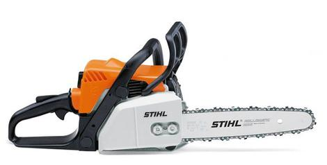 "Бензопила STIHL MS 180 C-BE-16"" ErgoStart"